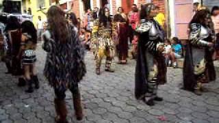 Convite san rafael pie de la cuesta 23/10/2011