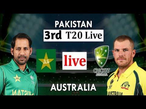 Ptv Sports Live Pakistan Vs Australia 3rd ODI 2019