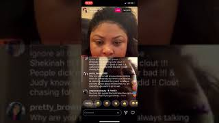 SHEKINAH JO SAY DAREALBBJUDY OWES HER MONEY WAS ALL A PUBLICITY STUNT