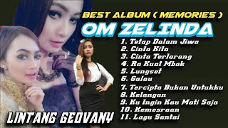 Full Album LINTANG GEOVANI ft. OM ZELINDA