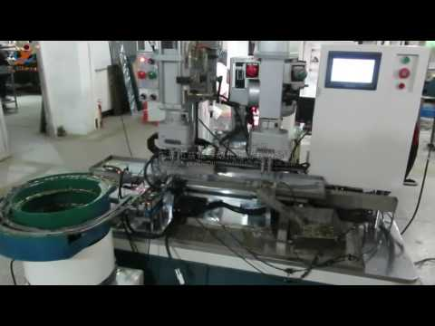 20150107 Drilling and tapping machine