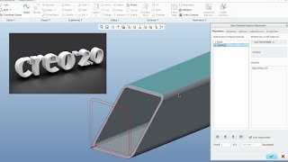 Creo tutorial - How you can use UDF and Solidify feature for everyday modeling