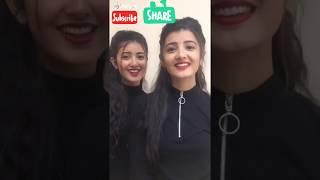 Nepali twins musically best video #musically #twinygirls