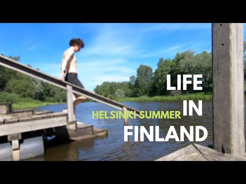 Life in Finland | Helsinki holidays DAY 5