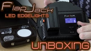 FlapJack LED Edgelight Unboxing Video