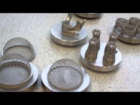 16- مؤتمر التصنيع\عجائب الطباعة ثلاثية الأبعاد Additive manufacturing conference and 3D prints