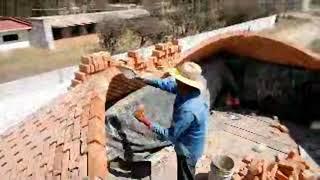 Construcción De Bóveda, transmisión en vivo. Parte 1