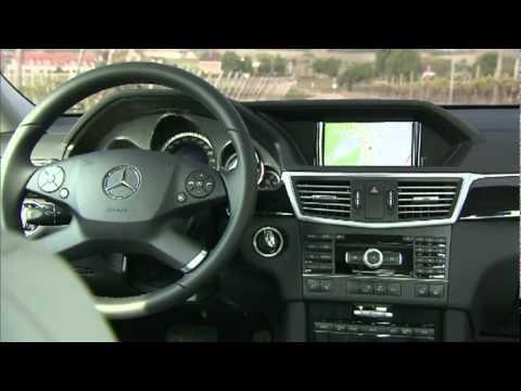 Mercedes-Benz 2011 E200 CDI BlueEFFICIENCY Trailer