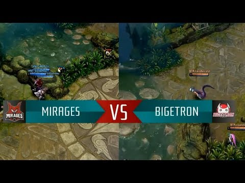TEAM MIRAGES vs BIGETRON | VPL Indonesia Grand Final - Full Highlights