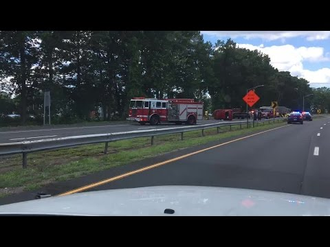 State Police investigating Route 2 crash in East Hartford