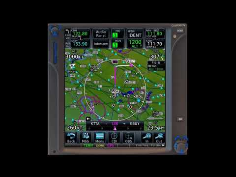Flight1 Garmin GTN 750 GPS Review and Tutorial (FSX/FSX:SE