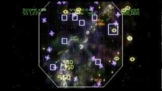 Geometry Wars Galaxies - (Wii) - gameplay