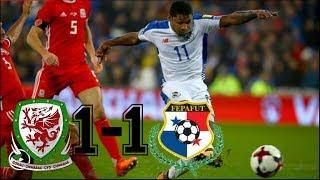 Gales 1 vs 1 Panamá Resumen TODOS LOS GOLES Narracion Panameña