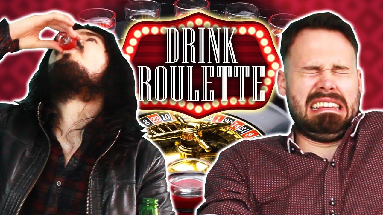 Drinking Roulette App –