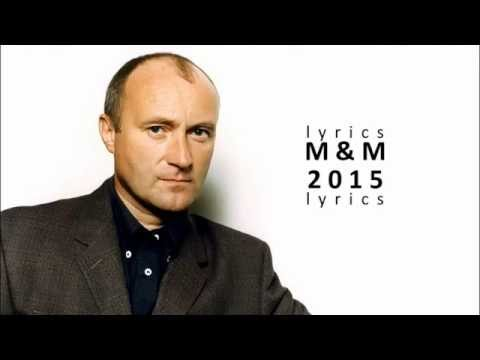 Phil Collins - Do You Remember (with lyrics on screen)