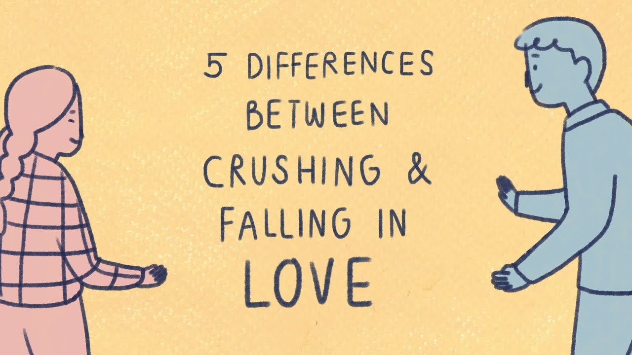 Falling In Love 5 Differences Between Crushing Falling In Love