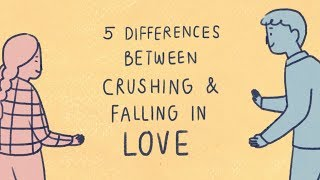 5 Differences Between Crushing & Falling in Love