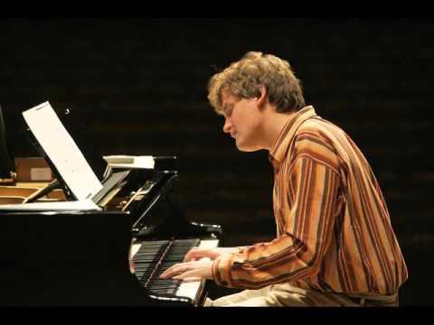 Olli Mustonen   Bach    Prelude No  8   E flat minor BWV 853
