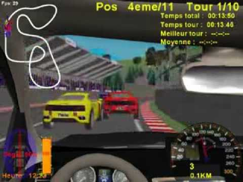 X'trem Race made in BLENDER