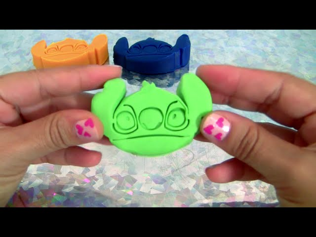 Play doh Surprise eggs Learn Colors Molds Stacking Cups Bubble Guppies Baby