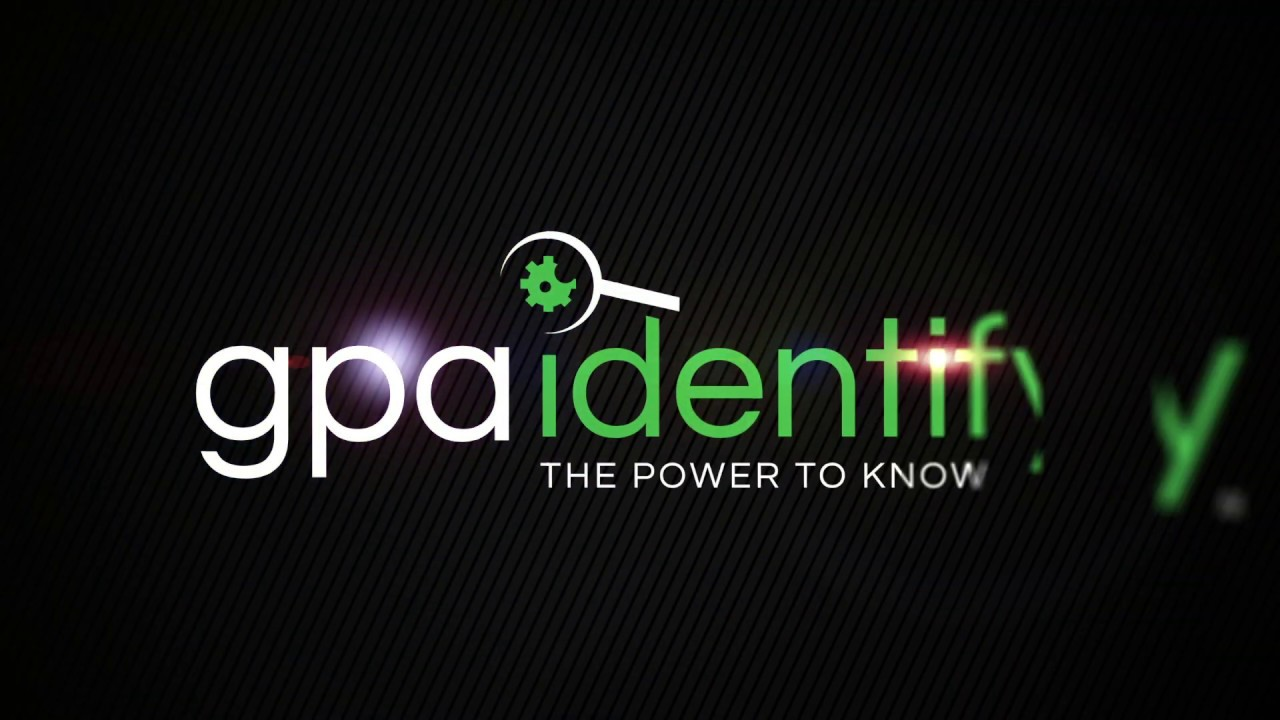 A Sneak Peak Into the Live Launch of GPAidentify