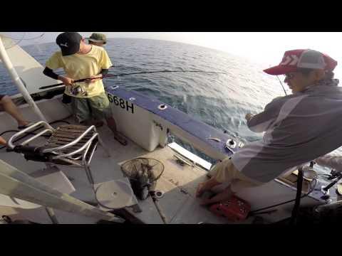 Ocean Jumanji South China Sea Fishing Trip 25-27 -April- 2013