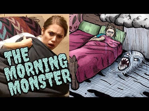 How to Defeat the Morning Monster - Art Therapy // Monster Brain | Snarled