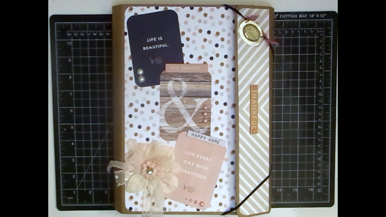 Greeting Card Organizer Scrapbooking With Me Guest Designer Project
