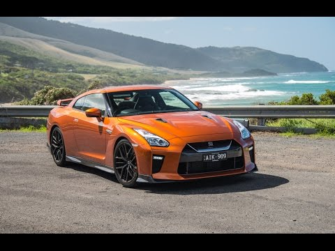 2017 Nissan GT-R review – Great Ocean Road (POV)