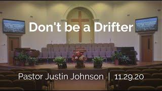 Shiloh Baptist Church - November 22 Service