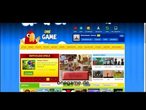Kostenlose Spieleseiten