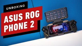 Asus ROG Phone 2 Unboxing