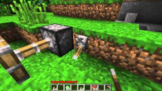 How to Make Pistons/Sticky Pistons in Minecraft