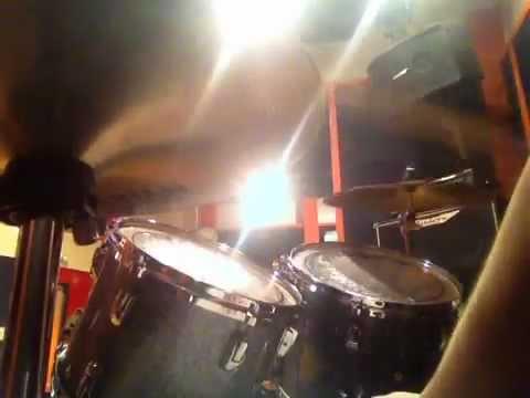 chelly from EGOIST - キミソラキセキ KIMI SORA KISEKI 【Drum cover Take2】