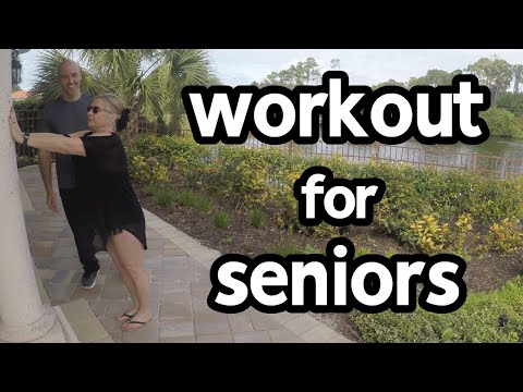 Workout For Seniors At Home (Older Adults START HERE)