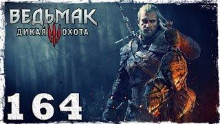 [PS4] Witcher 3: Wild Hunt. #164: Шикарный доспех.
