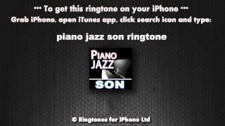 Piano Jazz Son Calling Ringtone