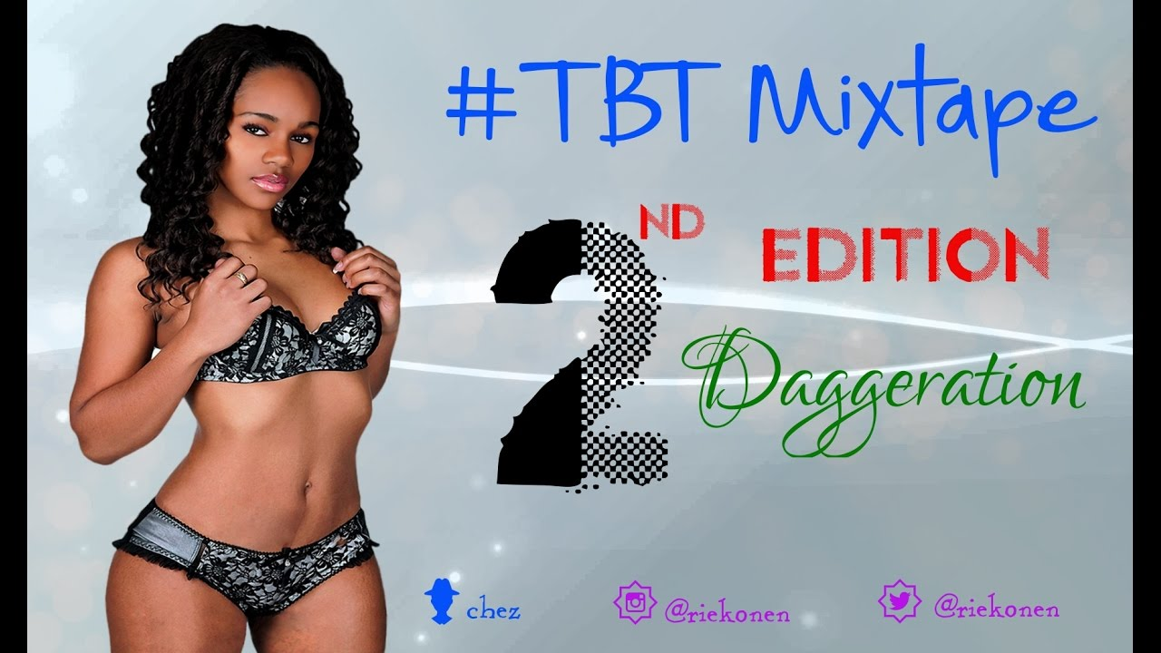 Download #TBT || Dancehall Mixtape || 2nd Edition of 3