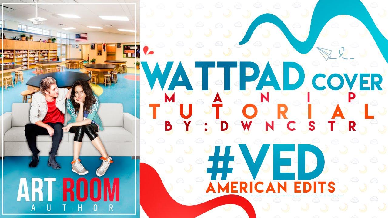 Book Cover Tutorial Wattpad : Wattpad cover tutorial manip youtube