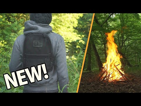 My Wilderness Survival Kit & Camping Gear