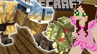 Minecraft: MONSTER HUNTER! (INSANE WEAPONS & EPIC BOSSES!) Mod Showcase