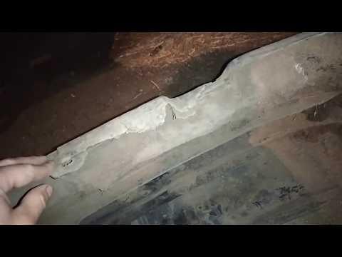 установка(снятие) заднего бампера ваз 2114