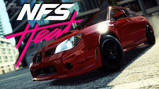 BABY DRIVER! - NEED FOR SPEED HEAT Part 53 | Lets Play NFS Heat