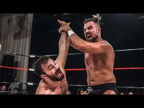 Marty Scurll vs David Starr - Exit Wounds Full Match