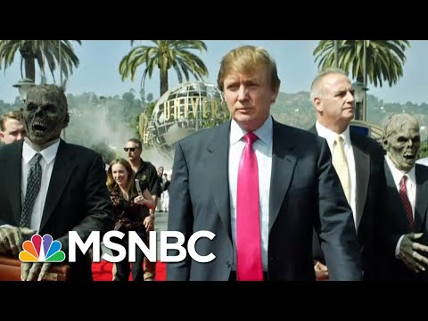 Lincoln Project Mocks Trump With Fake Retro Ad Pushing Covid Drug | The 11th Hour | MSNBC