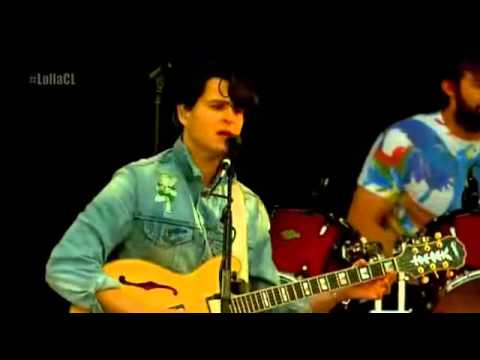 Vampire Weekend - Cousins (Live Lollapalooza Chile 2014)