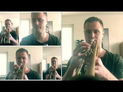 Universal Studios Theme (trumpet)