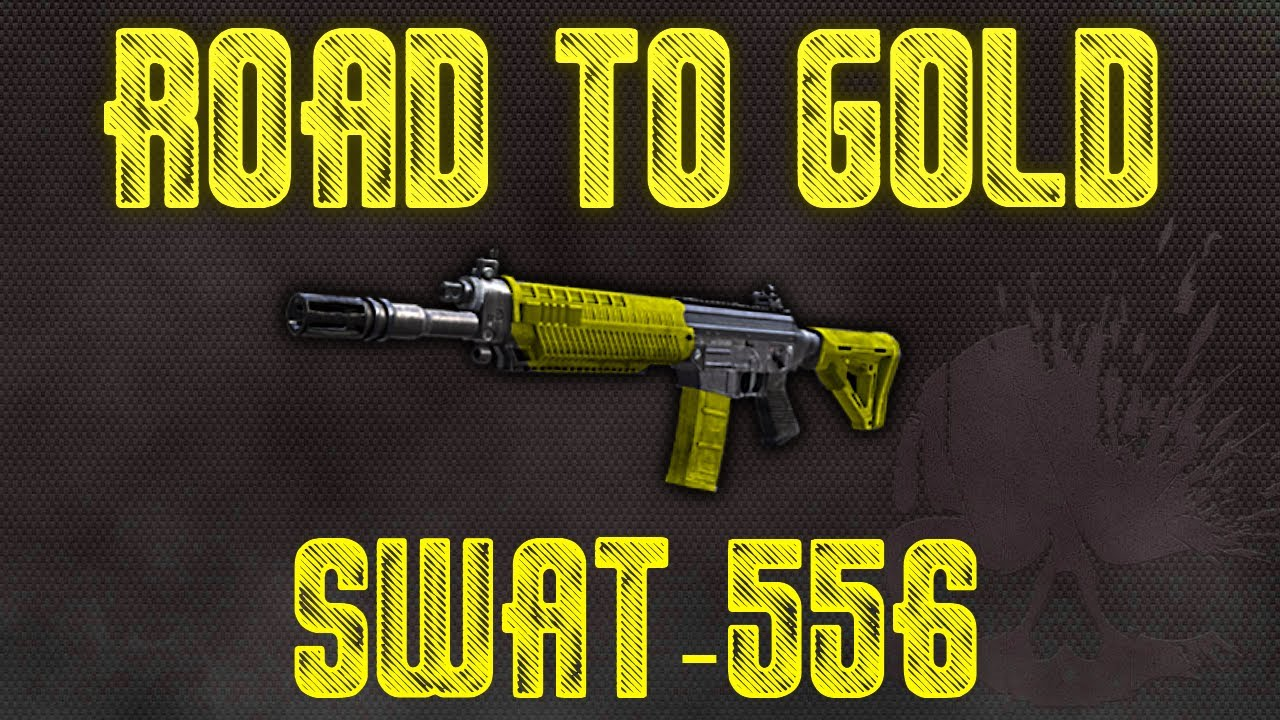 BO2: Road To Gold - (SWAT-556) - YouTube M1216 Gold