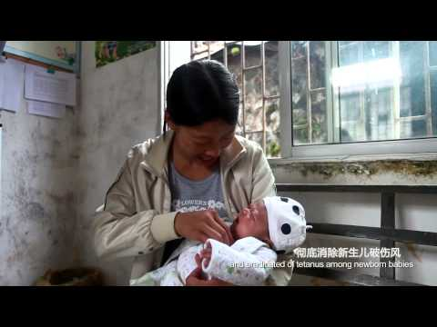 Saving mothers and newborns in rural Hunan Province, China