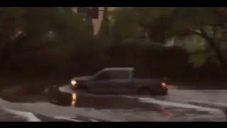 Houston Flooding Raw Footage Texas Flood Crisis 2016